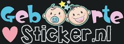 geboortesticker.nl logo