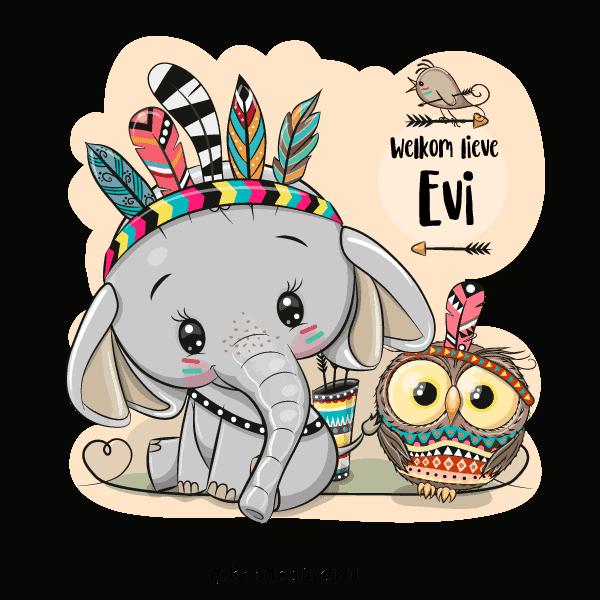 olifant indiaan